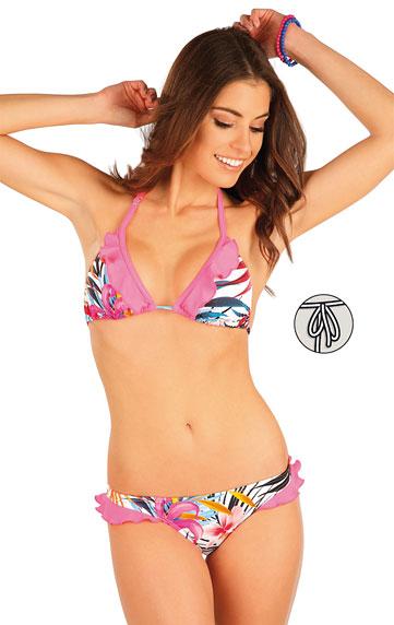 Bikinis > Bikini Oberteil mit ausnehmbarer Verstärkung. 63006