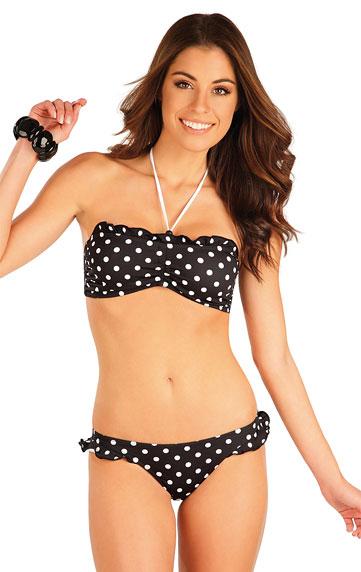 Bikinis > Bikini Oberteil BANDEAU ohne Verstärkung. 63045