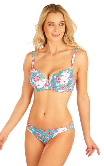 Bikini Oberteil mit Tiefen Cups.