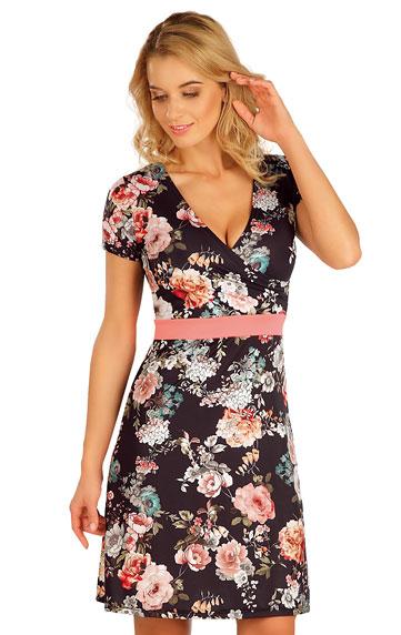 Strandmode > Damen Kleid kurzarm. 63571