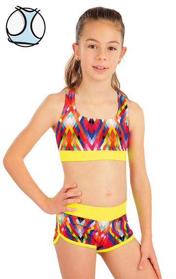 Sport - Bade-Top für Mädchen.