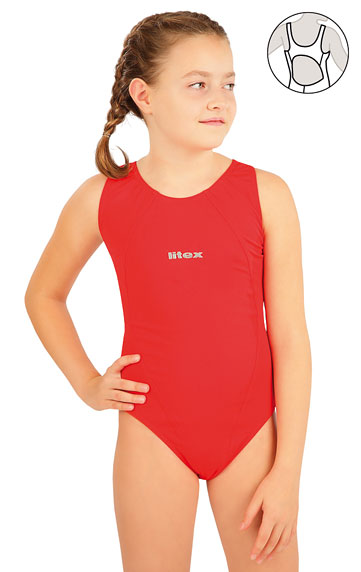 Kinder Badeanzüge > Mädchen Sport Badeanzug. 63640