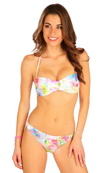 Bikinis > Bikini Oberteil BANDEAU mit Cups. 6B037