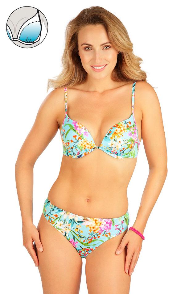 Bikini Oberteil mit Push Up Cups. 6B216 | Bikinis LITEX