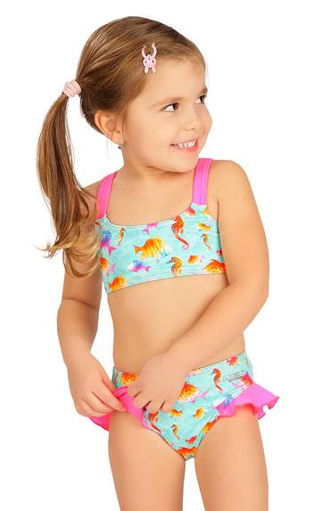 Kinderbadeanzüge > Mädchen Badetop. 6B404