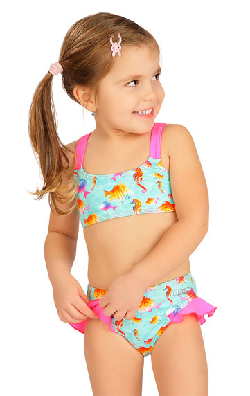 Kinderbadeanzüge > Mädchen Bikinihose, Hüfthose. 6B405