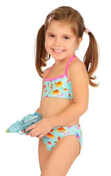 Kinderbadeanzüge > Mädchen bikinihose klassisch. 6B407