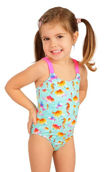 Kinderbadeanzüge > Mädchen Badeanzug. 6B410