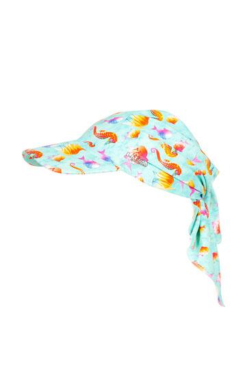 Kinderbadeanzüge > Kinder Kopftuch mit Schirm. 6B413