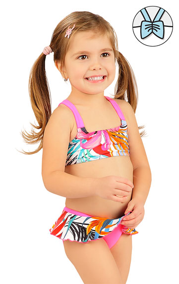 Kinderbadeanzüge > Mädchen Badetop. 6B416