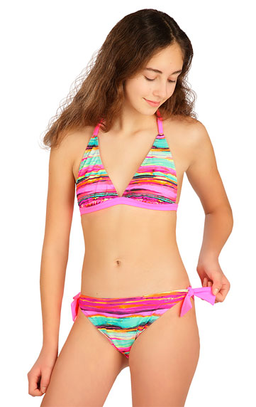 Kinderbadeanzüge > Mädchen Bikini Oberteil. 6B424