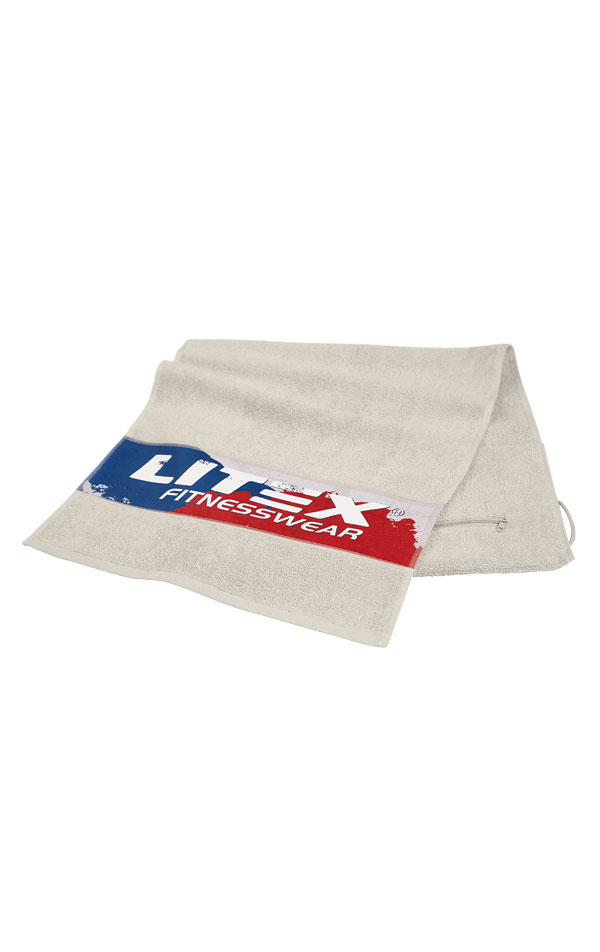 Fitness Handtuch. 6B556 | Bademäntel und Badetücher LITEX