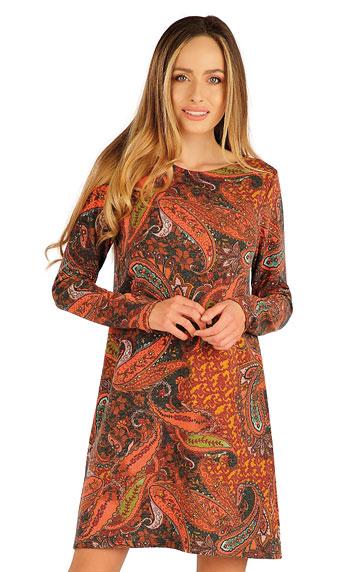 Kleider, Röcke, Tuniken > Damen Kleid langarm. 7A012