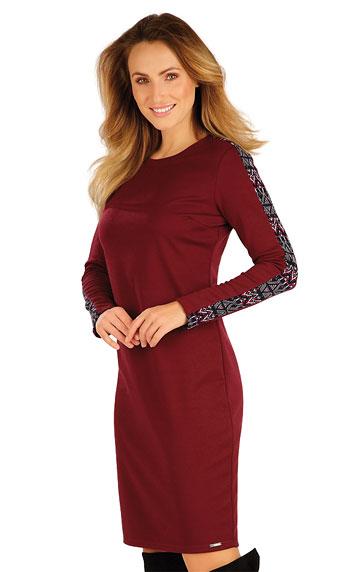 Kleider, Röcke, Tuniken > Damen Kleid langarm. 7A043