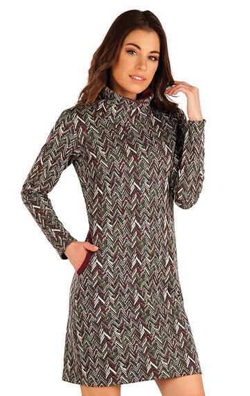 Kleider, Röcke, Tuniken > Kleid mit langen Ärmeln. 7A048