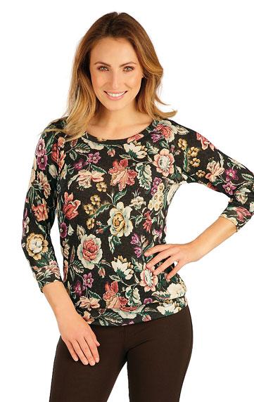 T-Shirts, Tops, Blusen > Damen T-Shirt, mit 3/4 Ärmeln. 7A050