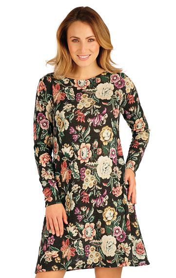 Kleider, Röcke, Tuniken > Damen Kleid langarm. 7A051