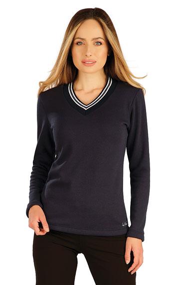 Sweatshirts, Hoodies > Damen Sweatshirt mit langen Ärmeln. 7A060