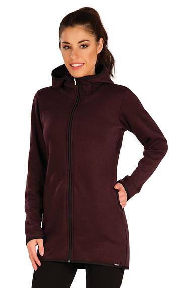 Westen und Jacken > Damen Sweatshirt mit Kapuzen. 7A066