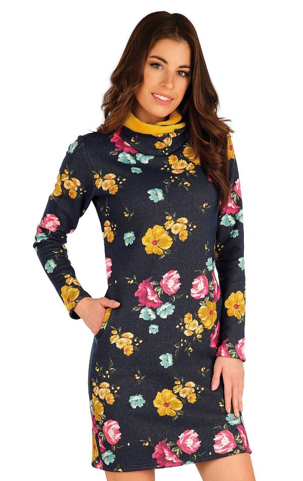 Kleid mit langen Ärmeln. 7A076 | Kleider, Röcke, Tuniken LITEX