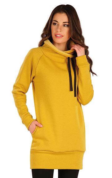 Sweatshirts, Rollkragenpullover > Kleid mit langen Ärmeln. 7A080