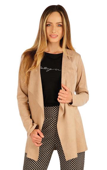 Pullover, Cardigans, Rollkragenpullover > Damen Cardigan, langarm. 7A084