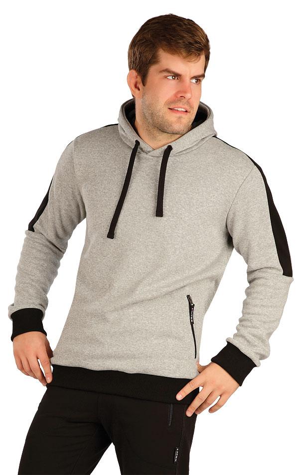 Herren Sweatshirt mit Kapuzen. 7A094   Sweatshirts, Jacken LITEX