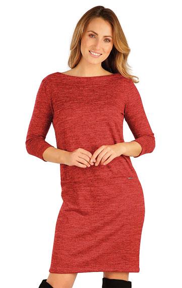 Kleider, Röcke, Tuniken > Damen Kleid mit 3/4 Ärmeln. 7A103