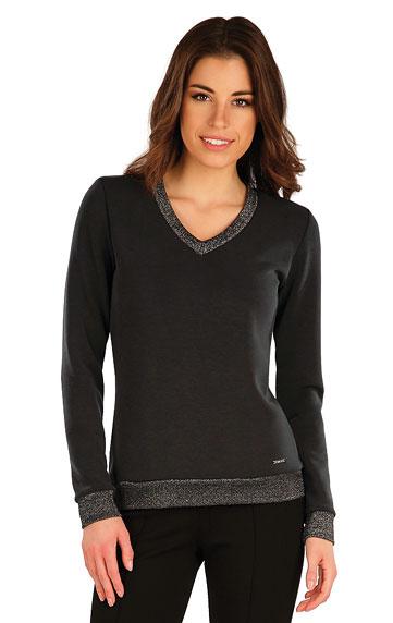 Damen Sweatshirt mit langen Ärmeln.