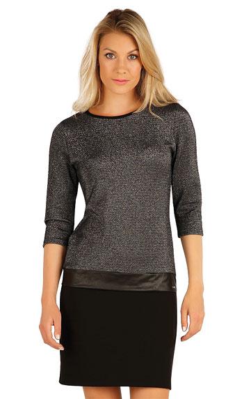 Kleider, Röcke, Tuniken > Damen Kleid mit 3/4 Ärmeln. 7A119