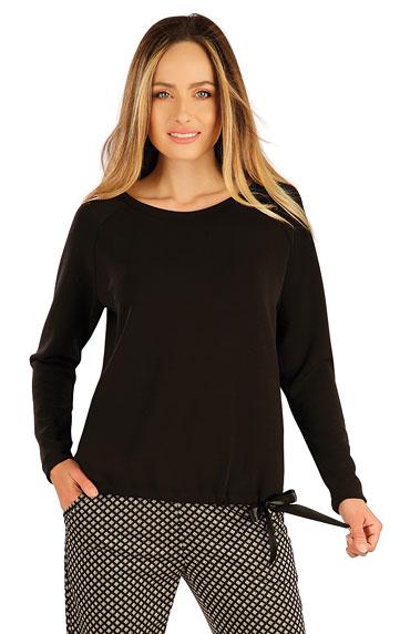 Sweatshirts, Hoodies > Damen Sweatshirt mit langen Ärmeln. 7A137