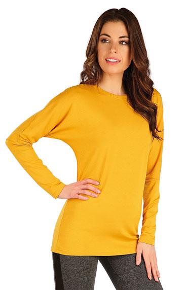 T-Shirts, Tops, Blusen > Damen T-Shirt mit langen Ärmeln. 7A148