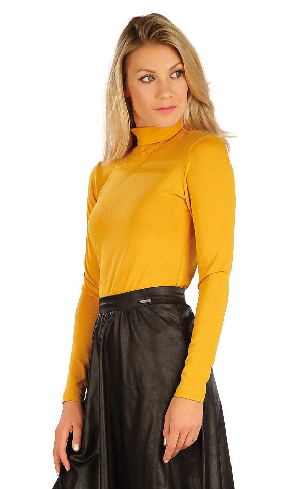 Damen Rollkragenpullover mit langen Ärmeln. 7A149 | Pullover, Cardigans, Rollkragenpullover LITEX