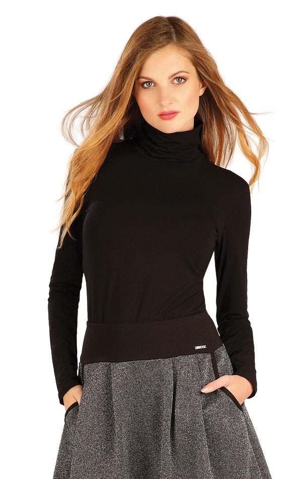 Damen Rollkragenpullover mit langen Ärmeln. 7A153 | Pullover, Cardigans, Rollkragenpullover LITEX