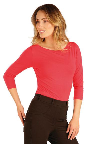 T-Shirts, Tops, Blusen > Damen T-Shirt, mit 3/4 Ärmeln. 7A157