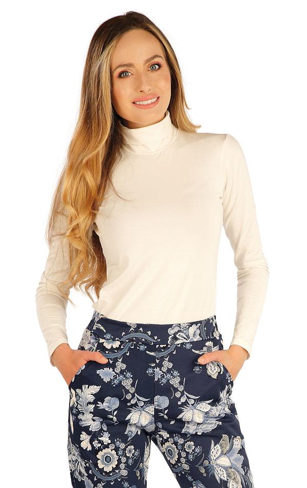 Damen Rollkragenpullover mit langen Ärmeln. 7A162   Pullover, Cardigans, Rollkragenpullover LITEX