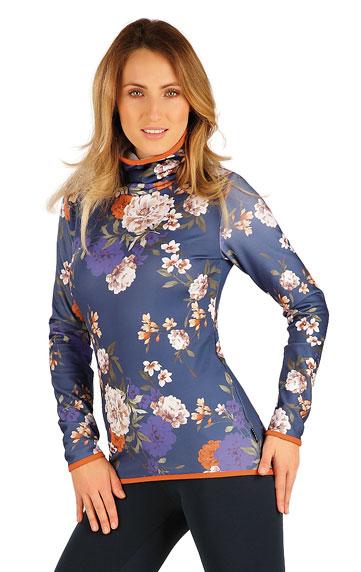 Sweatshirts, Hoodies > Damen Rollkragenpullover mit langen Ärmeln. 7A166