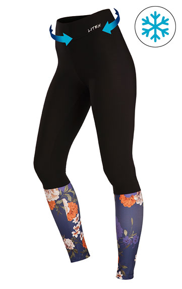 Lange Leggings > Damen Leggings, lang. 7A175