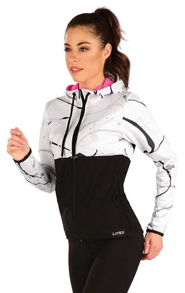 Jogging, Laufen > Damen Sweatshirt mit Kapuzen. 7A179