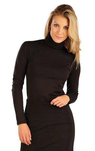 Sweatshirts, Hoodies > Damen Rollkragenpullover mit langen Ärmeln. 7A191