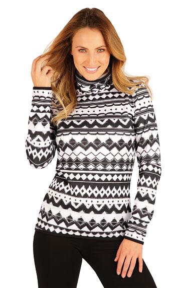 Sweatshirts, Hoodies > Damen Rollkragenpullover mit langen Ärmeln. 7A200