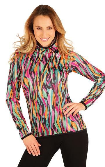 Sweatshirts, Hoodies > Damen Rollkragenpullover mit langen Ärmeln. 7A201