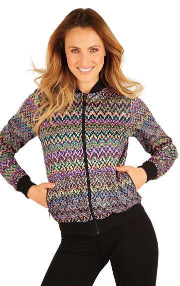 Westen und Jacken > Damen Sweatshirt. 7A202