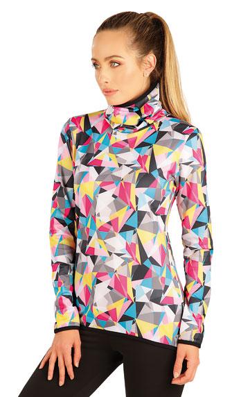 Sweatshirts, Hoodies > Damen Rollkragenpullover mit langen Ärmeln. 7A204