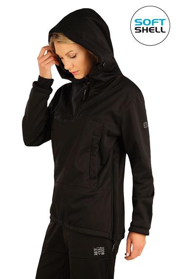 Westen und Jacken > Damen Softshell Jacke mit Kapuze. 7A208