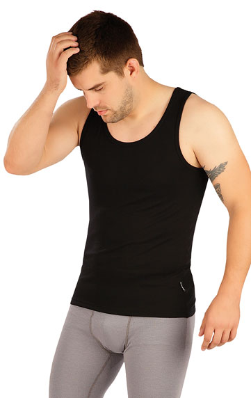 Herren Thermo T-Shirt ohne Ärmel.