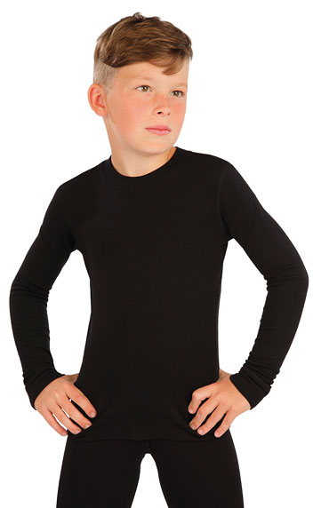 Kinder Sportkleidung > Kinder Thermo T-Shirt. 7A246