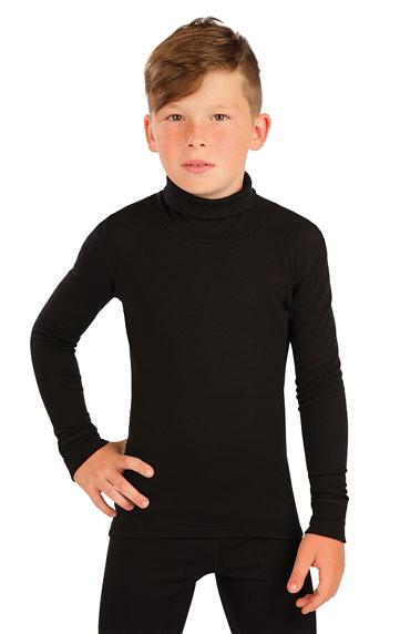 Kinder Sportkleidung > Kinder Thermo Rollkragenpullover. 7A247