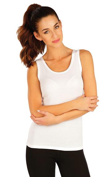 Damen Thermo T-Shirt ohne Ärmel.