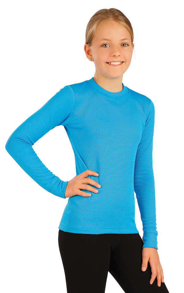 Kinder Thermo T-Shirt. 7A260 | Funktionsunterwäsche LITEX